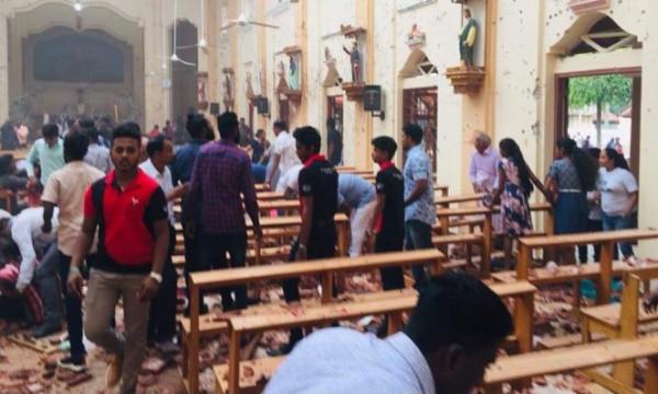 الرئيس عباس يُدين بأشد العبارات الاعتداء ضد سريلانكا