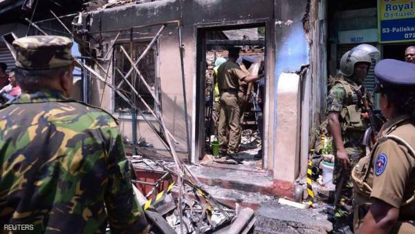 الخارجية الفلسطينية تُدين الهجوم الإرهابي الذي استهدف سريلانكا