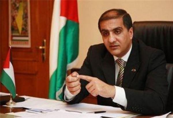 المذبوح يُطلع رئيس اتحاد نقابات العمال البلغار على انتهاكات الاحتلال بحق شعبنا