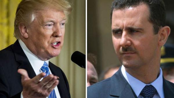 وزير سوري: ترامب لا يفقه القانون والجغرافيا