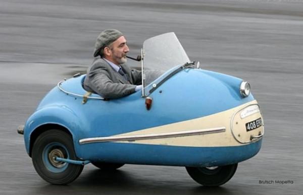 بعضها تحول لتحف فنية نادرة.. شاهد أغرب السيارات في التاريخ