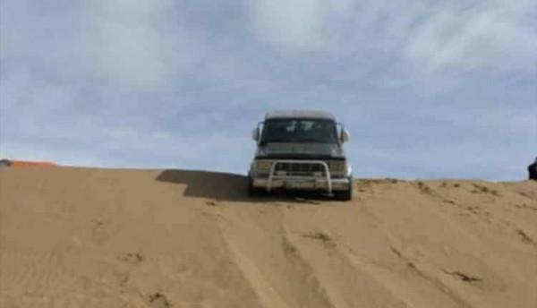 تاه في الصحراء يومين.. سعودي ثمانيني ينقذ نفسه من الموت بطريقة عجيبة