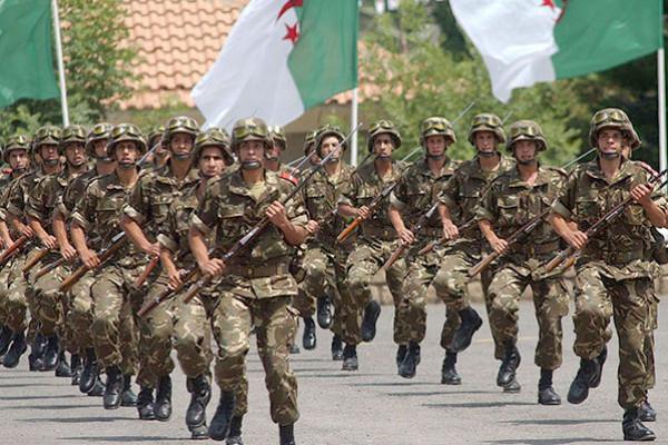 القضاء العسكري الجزائري يُلاحق قائدين عسكريين بتهمة تبديد أسلحة