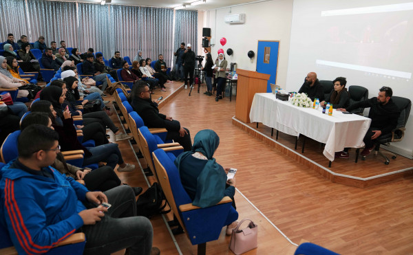 الجامعة العربية الأمريكية تنظم ندوة توعوية حول مناهضة العنف ضد المرأة