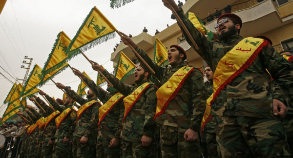 (مكافأة مليونية) لمن يدلي بمعلومات حول نشاطات حزب الله