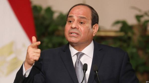 السيسي: الحل في الخرطوم سيكون من صنع السودانيين أنفسهم