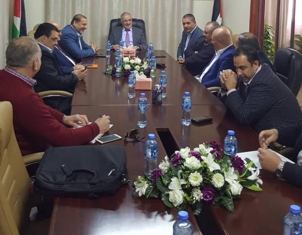 وزير المواصلات: استراتيجيتنا إيجاد بدائل للاستغناء عن الاستيراد من إسرائيل