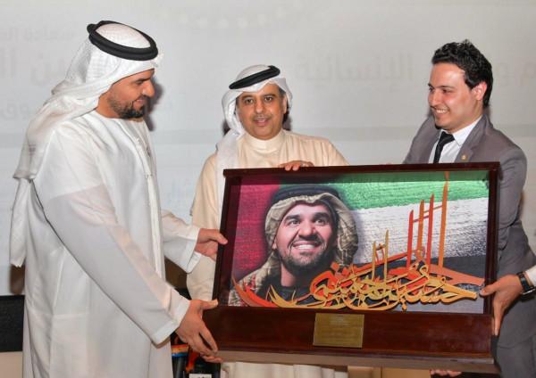 حسين الجسمي يختتم جلسات ملتقى الإعلام العربي بالكويت متحدثاً