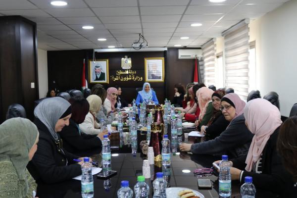 حمد: القيادة الفلسطينية قادرة على حماية المشروع الوطني الفلسطيني