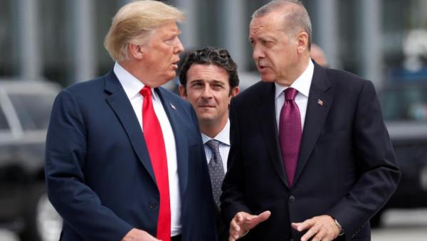 الأناضول: أردوغان قد يعقد لقاءً مع ترامب في وقت قريب