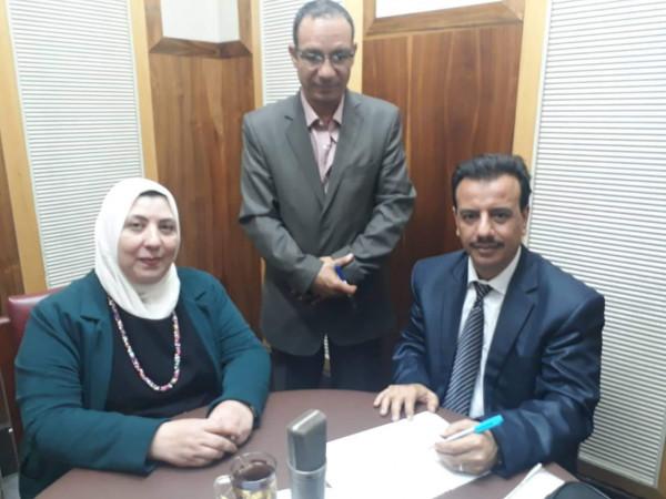 قيادي بحزب فدا يشارك في فعاليات يوم الأسير الفلسطيني بالقاهرة