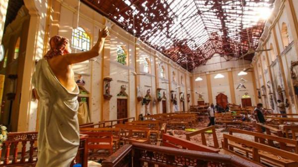 تفجير جديد في سريلانكا وارتفاع عدد القتلى لـ 359