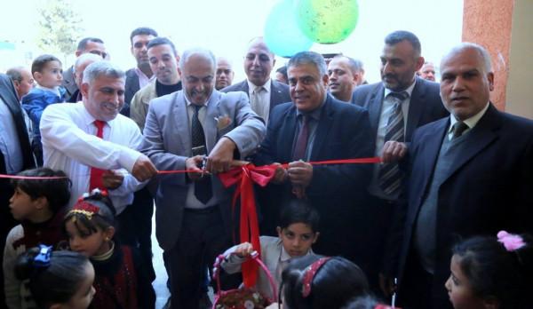 الاحتفال بيوم الطفل الفلسطيني بخانيونس