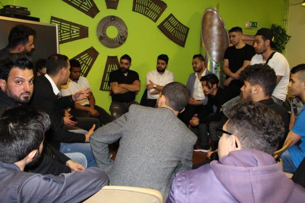 جمعية الغد الفلسطيني بألمانيا تقيم مهرجان انتصار الأسرى وتكرّم قيادات العمل الوطني