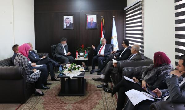 وزير العدل: دولة فلسطين ملتزمة باحترام وتطبيق الاتفاقيات الدولية