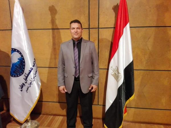 عبدالله سعيد: مشاركة المصريين فى الاستفتاء صفعة على وجه الجماعات الإرهابية