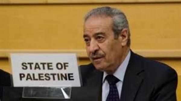 خالد: لن يشتري أي فلسطيني بضاعة (صفقة القرن) الفاسدة والمسمومة
