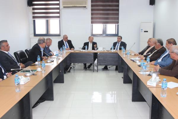 وزير الاقتصاد: مأسسة الشراكة بين القطاعين العام والخاص رافعة لتحسين اقتصادنا