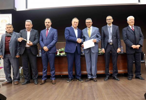 """جامعة فلسطين الأهلية تختتم فعاليات مؤتمر """"التكنولوجيا والريادة من أجل استدامة الأعمال"""""""