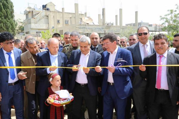 قلقيلية: افتتاح حديقة الحرية للأسرى وترميم مقام اولاد العوام في بلدة حبلة