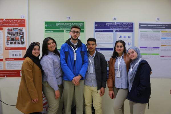 جامعة القدس تعقد المؤتمر البحثي الثاني لطلبة البكالوريوس الفلسطينيين