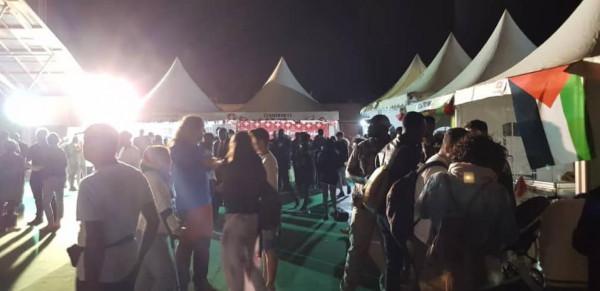 فلسطين تفوز بأفضل مشاركة في معرض الطهي الفرنكوفوني بدكار