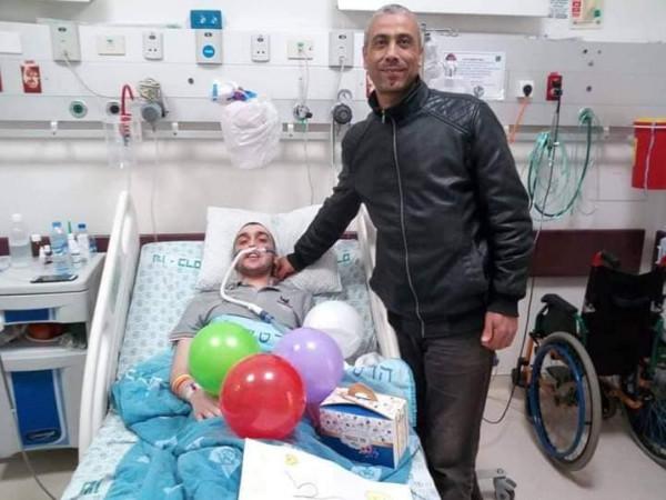 شاب من غزة يحتاج زراعة رئتين.. وعائلته تناشد الرئيس تسهيل خروجه فقط