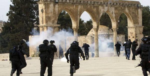 """قطر: تصرفات إسرائيل بحق الأقصى """"آثمة"""" وعلى المجتمع الدولي وضع حد لها"""
