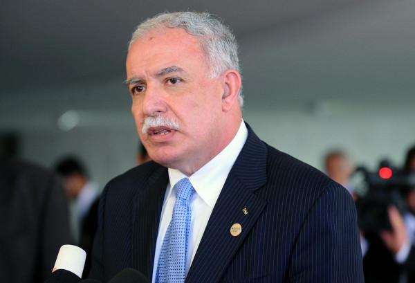 المالكي يُطلع وفد اتحاد رام الله فلسطين بأميركا على الحراك الدبلوماسي