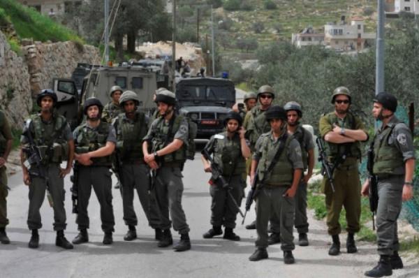 قوات الاحتلال تقتحم مخيم شعفاط وتُطلق قنابل الصوت والغاز