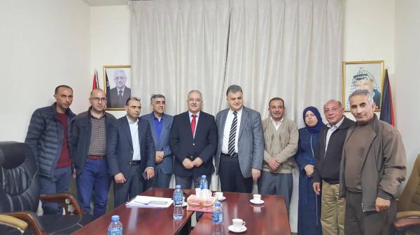 وزير النقل والمواصلات: جهود حثيثة لترسيخ وتعزيز التعاون مع شركاء الوزارة
