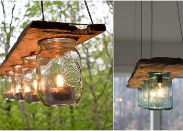 اجعلي من المصابيح عنصرا جماليا في ديكور منزلك