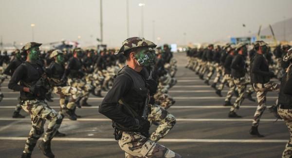 اجتماع عسكري في السعودية بمشاركة 10 دول عربية