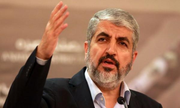 مشعل: واجهنا صعوبات بشراء السلاح ونقله لفلسطين وتغلبنا على ذلك بتصنيعه