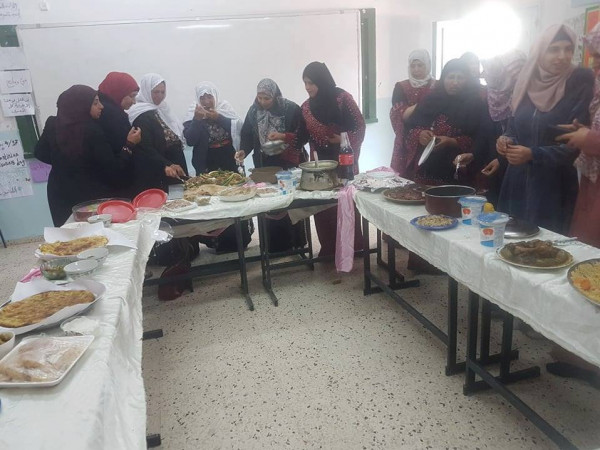 إطلاق مبادرة جذور وفروع من قبل المعلمة غادة السويطي في الخليل