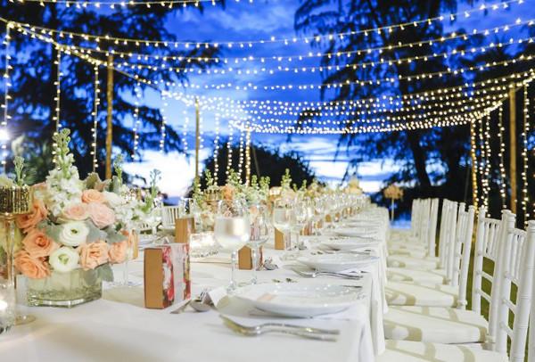 دليلك لتنظيم أماكن جلوس ضيوف الزفاف