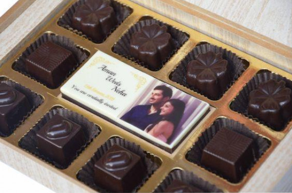صور بطاقات دعوة زفاف 2019 يمكن أكلها