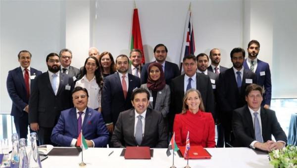 الإمارات وبريطانيا تتفقان على تحقيق التكامل بين الاستراتيجيات التنموية للبلدين