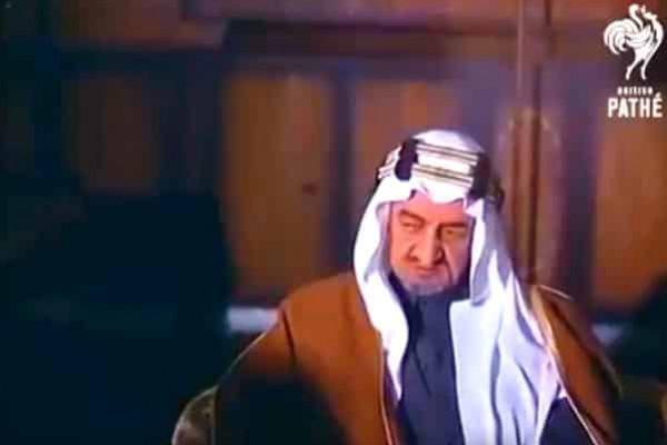 فيديو عالي الدقة تم تصويره قبل نصف قرن في قصر الملك فيصل يثير الجدل