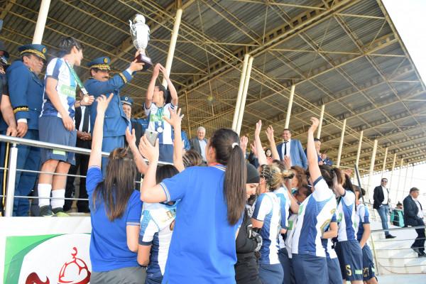 فريق الأمن الوطني لكرة القدم سيدات يُتوّج ببطولة كأس الجزائر