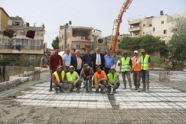 مستشفى القدس التخصصي حلم اهالي وادي النيص والقرى المحيطة لاقامة مستشفى عصري