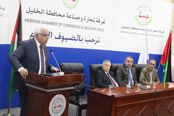 جامعة بوليتكنك فلسطين والغرفة التجارية تطلقان صندوق منح الدراسات العليا