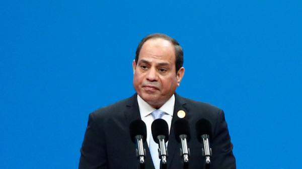 السيسي: سأنزل للتظاهر في الشارع مع المصريين في هذه الحالة