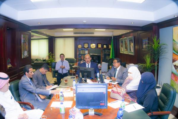 بالسفارة السعودية في القاهرة..الاجتماع الثاني لمجلس أولياء أمور القدرات الخاصة