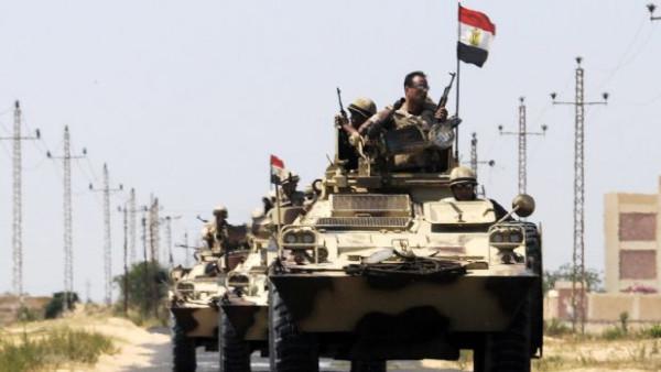 الجزيرة: مقتل جنديين مصريين وإصابة 5 بهجومين جنوبي العريش