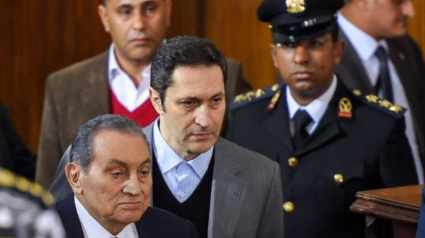 مجدداً.. نجل مبارك يُعلّق حول (صفقة القرن)