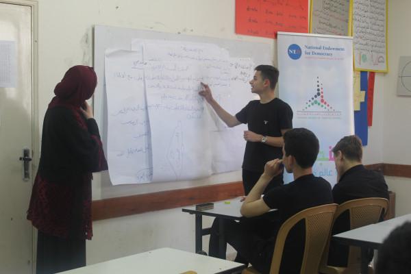 """الفلسطينية لإسناد الطلبة تنفذ مبادرة """"أجدادنا تاريخنا"""" في بيت لحم"""