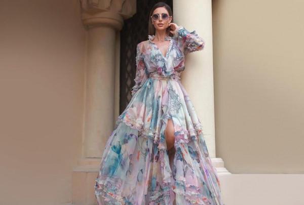 استوحي فستان خطوبتك على طريقة الفاشينيستاز