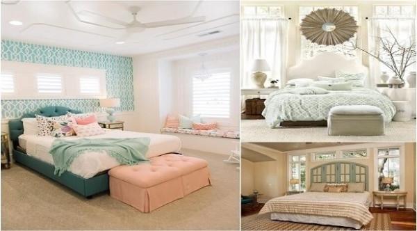 10 أفكار لتخصيص خلفية السرير بالنوافذ في غرفة النوم