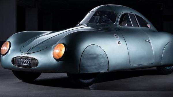 """بيع أقدم سيارة """"بورش"""" في العالم مقابل 20 مليون دولار"""